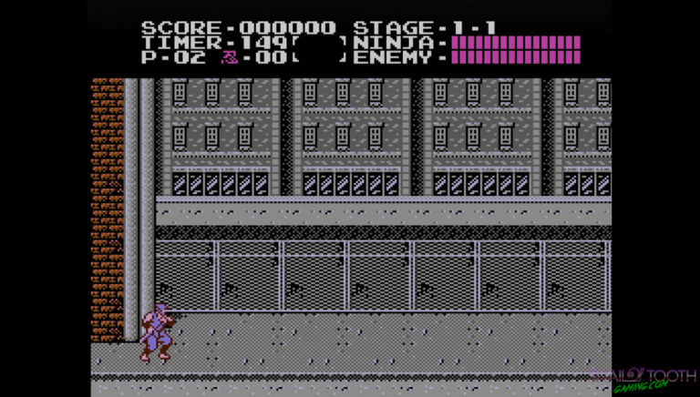 Ninja Gaiden through Framemeister Screenshot