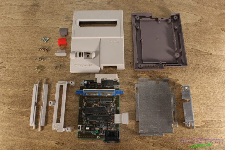 AV Famicom Disassembled