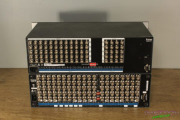 Extron Crosspoint Switches Back