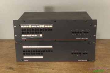 Extron Crosspoint Switches Front