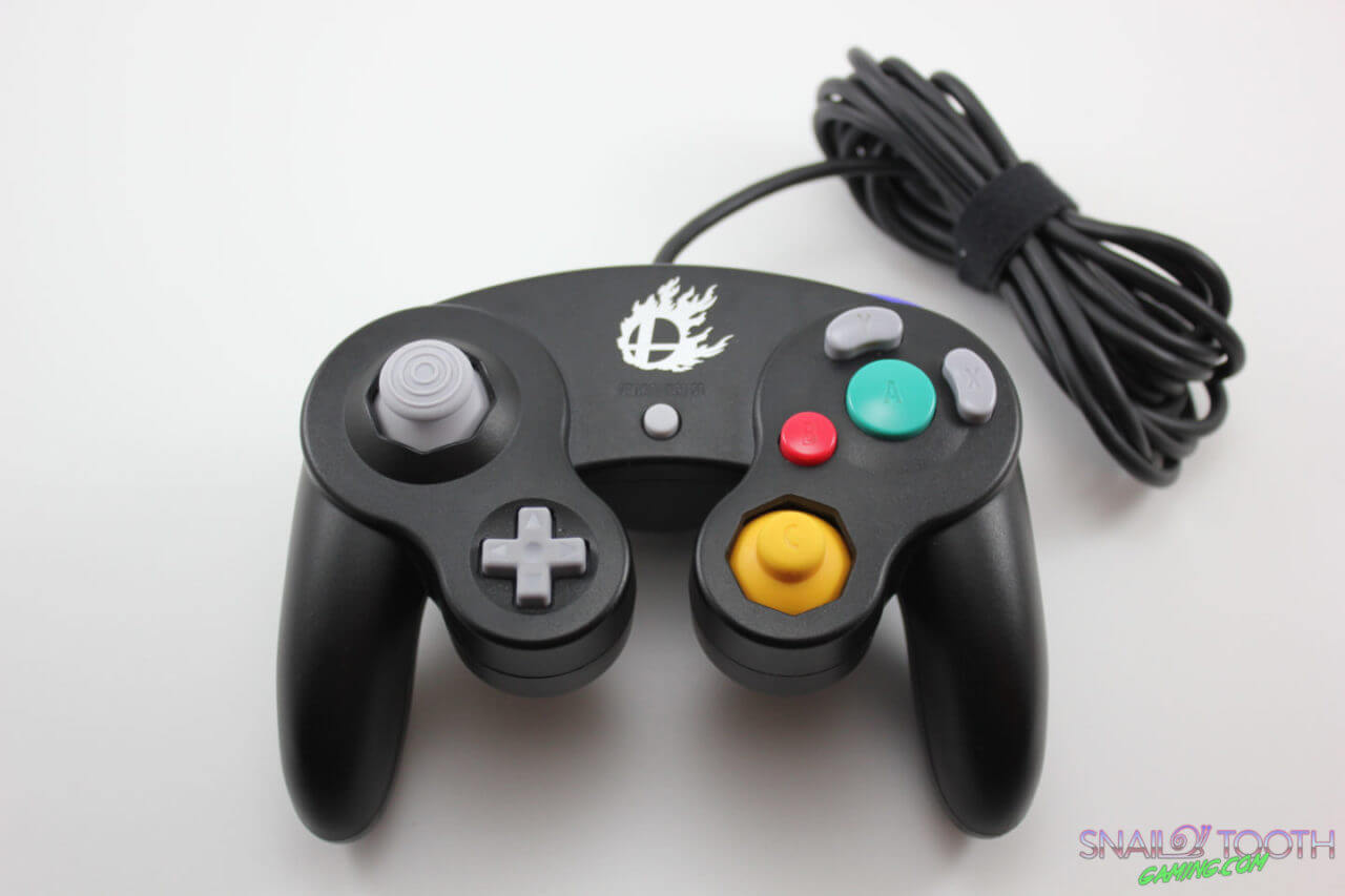 GameCube Smash Ball Controller Front
