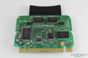 NA Super Game Boy PCB Front