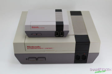 NES Classic Compared to Original NES