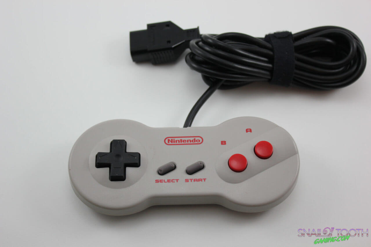 NES Dogbone Controller Front