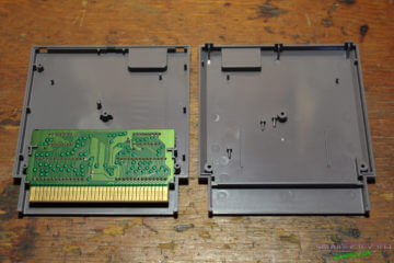 Open NES Cartridge