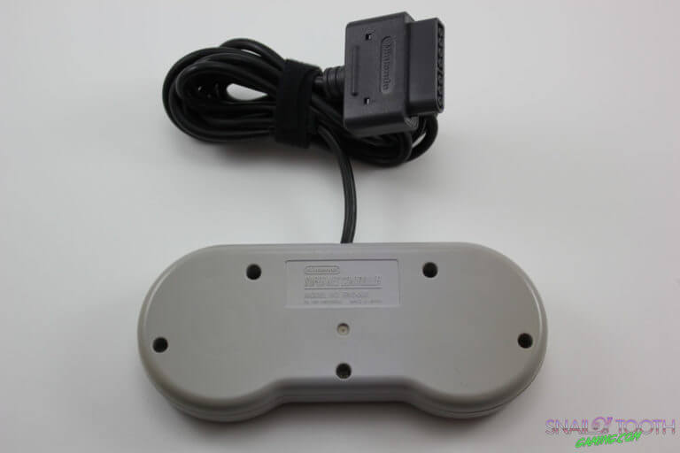 SNES Controller Back