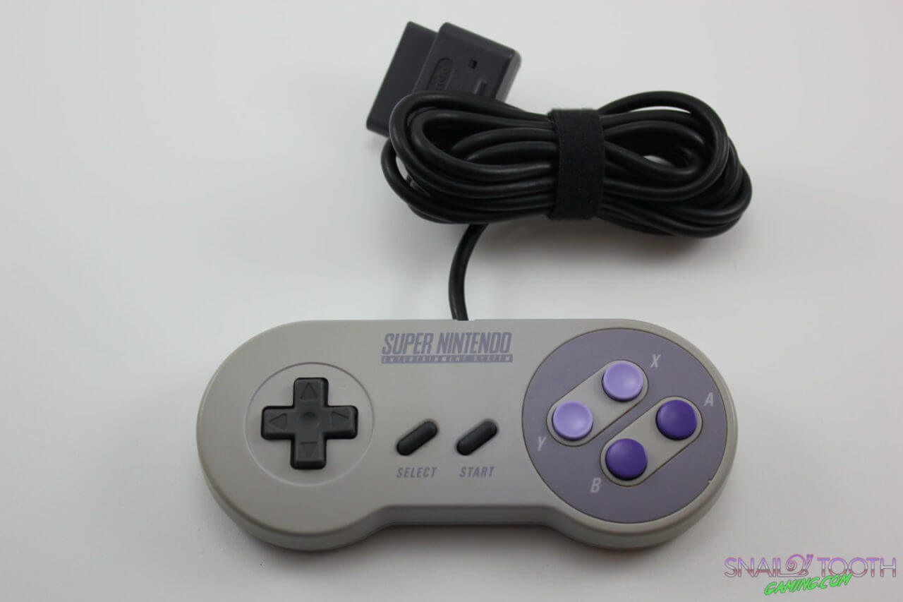 SNES Controller Front