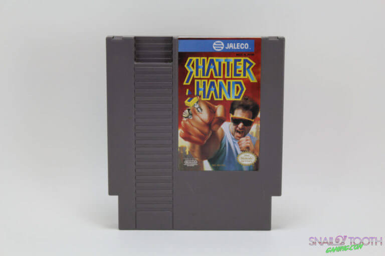Shatterhand NES Cartridge