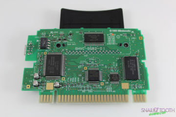 Super Game Boy 2 PCB Front