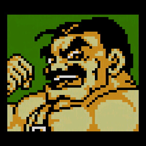 Mighty Final Fight – Haggar
