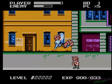 Mighty Final Fight Screenshot 1