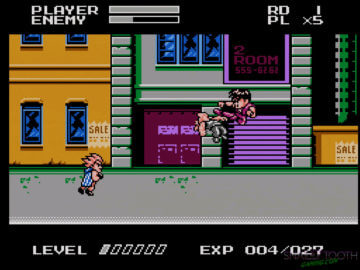 Mighty Final Fight Screenshot 2
